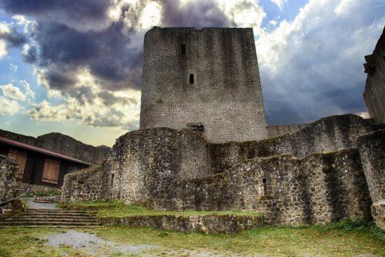 Burgruine Weidelsburg (c) Momentmal auf Pixabay