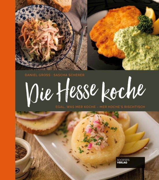 Buch-Tipp - Sascha Scherer und Daniel Groß: »Die Hesse koche«