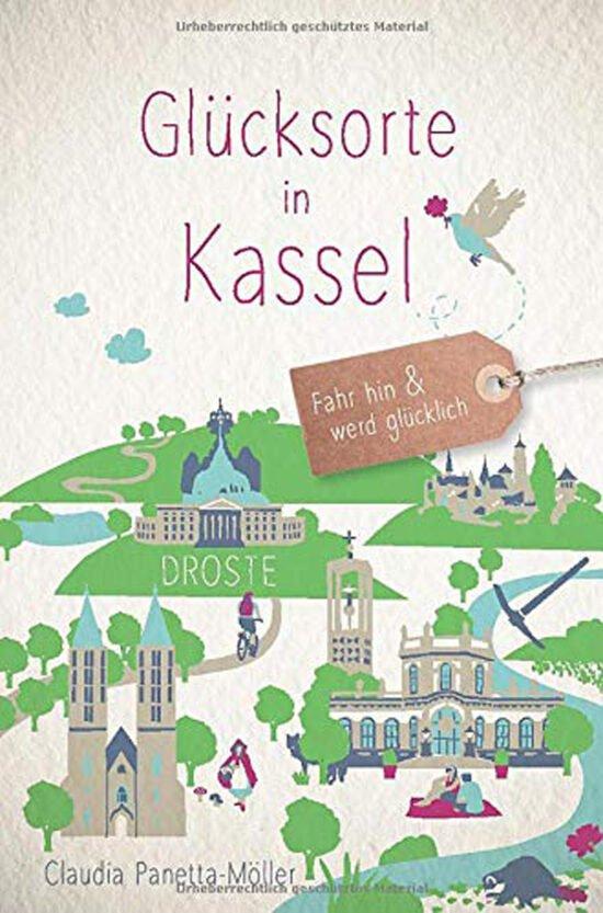 Buch-Tipps: Ausflugsziele in und um Kassel