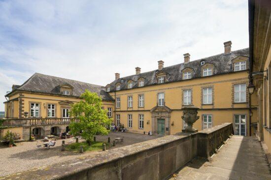 Burgen & Schlösser sind klassische Ausflugsziele in Nordhessen: Schloss Friedrichstein | (c) Katharina Jäger, Freie Arbeit für die Museumslandschaft Hessen Kassel