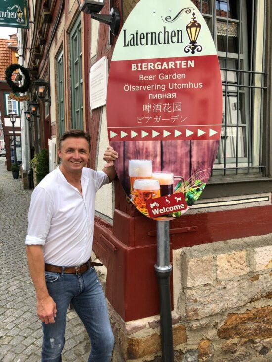 Das Laternchen in Alsfeld zieht um: Wo die Traditionsgaststätte neueröffnet wird!