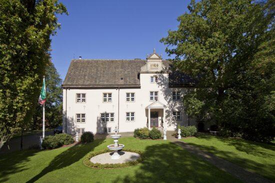 Schlösser und Burgen als Ausflugsziel: Schloss Alverdissen in Barntrup-Alverdissen