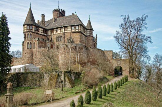 Schloss Berlepsch | Archivbild
