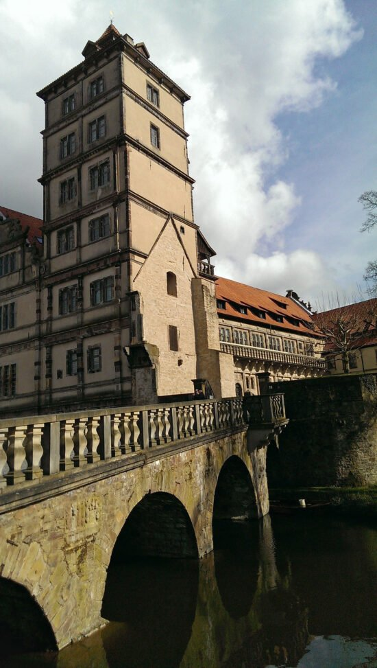 Burgen und Schlösser als Ausflugsziel: Schloss Brake in Lemgo