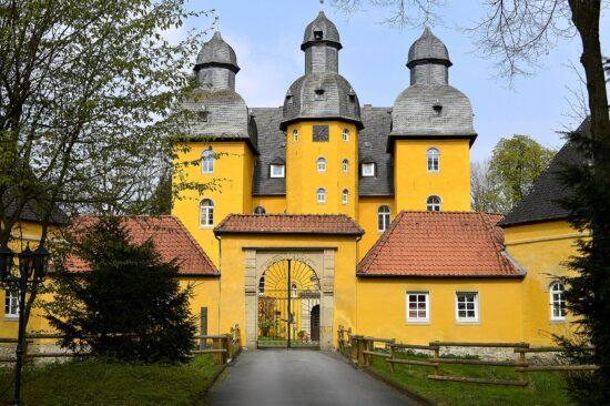 Ausflugsziele trotz Corona: Die schönsten Burgen und Schlösser in Ostwestfalen-Lippe