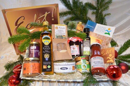 Weihnachtliche Geschenkideen - (c) SVR