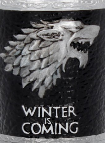Game of Thrones - Winter is Coming Schnapsglas
