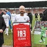 Das letzte Spiel für Sergej Evljuskin im Löwentrikot – Sergej Evljuskin verlässt die Löwen