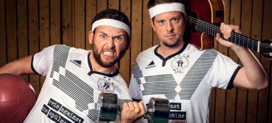 Lautstrom Live-Stream: Reis Against The Spülmachine