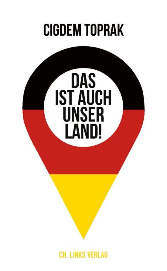 Livestream-Lesung von Cigdem Toprak im KFZ Marburg: »Das ist auch unser Land!«