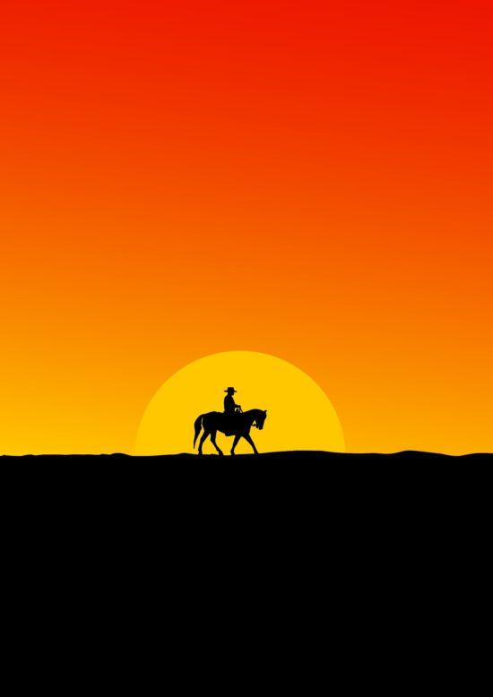 2021 kannst Du verschiedene Comics des lonesome Cowboys in einer Verlosung gewinnen. Die Teilnahmebedingungen findest Du am Ende des Artikels. | Archivbild (c) Pixabay - 5187396