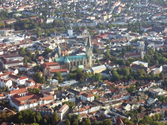 Zukunftsquartier Paderborn: Hier soll