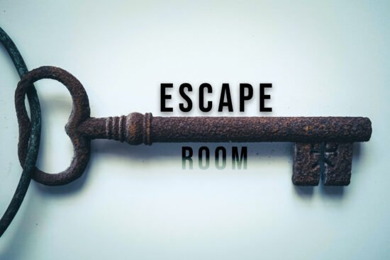 Ohne Schlüssel gibt es auch meist kein Entkommen aus dem Escape Room.