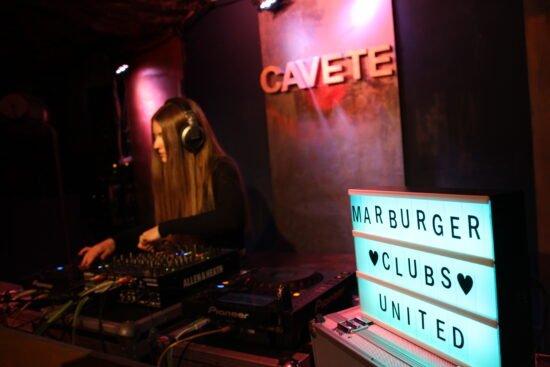 MCU: Marburger Clubs spielen für Dich im Livestream!