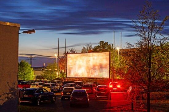 Autokino Warburg - (c) Cineplex Warburg - Es gibts wieder Kino-Programm in Warburg