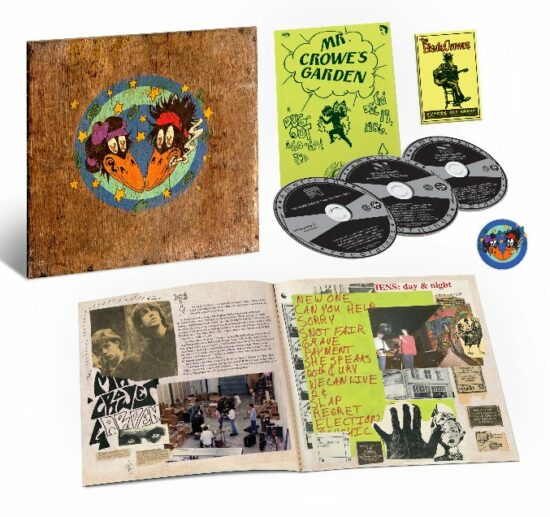 CD-Set The Black Crowes Shake: Your Money Maker | 3 CD Universal: American Recordings