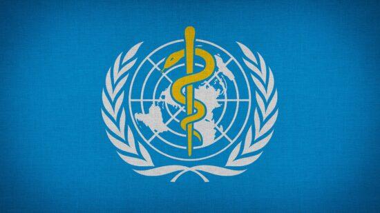 Hier seht ihr das Logo der <strong>WHO</strong>. Das steht übrigens für World Health Organization, auf deutsch: Weltgesundheitsorganisation. Die WHO ist Gründerin des <strong>Weltgesundheitstages</strong>. | (c) Pixabay padrinan