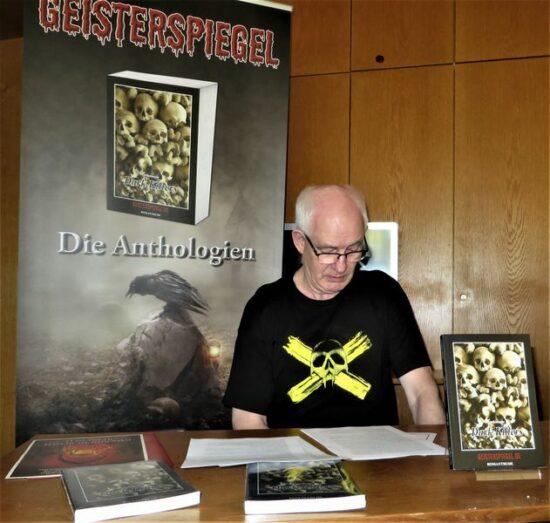 Auch Du kannst das digitale Programm der diesjährigen Marburg Convention mitgestalten. Eine Präsentation Deines Werkes, Lesungen, Bildergalerien, Podcasts und viele weitere Ideen sind möglich.   (c) Anke Brandt
