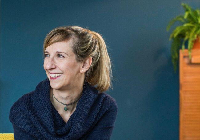 Sarah Hakenberg freut sich schon auf ihren Auftritt beim Kulturstart Nieheim 2021 - (c) Fabian Stuertz