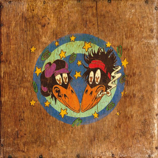 CD Cover The Black Crowes - Shake Your Money Maker 30th Anniversary Universal Music / American Recordings