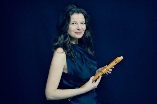 Auch die Flötistin Dorothee Oberlinger tretet im diesjährigem Abschlusskonzert der Bad Arolser Barock-Festspiele auf. | (c) Johannes Ritter