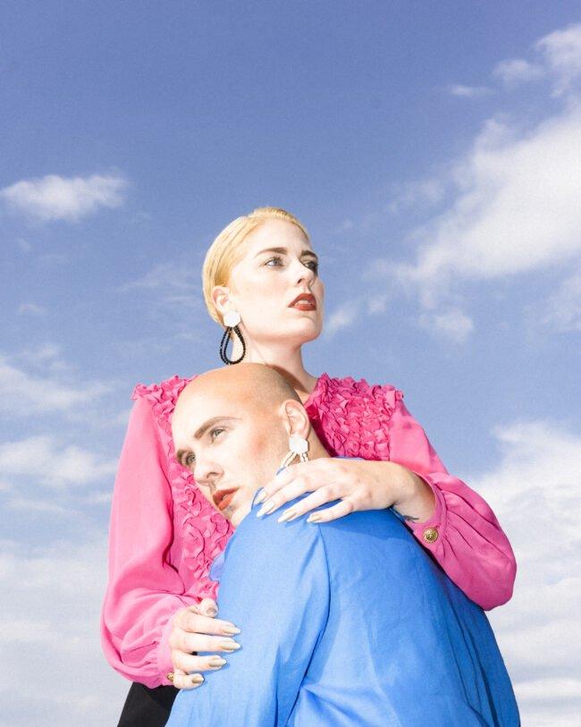 Auch das Duo Neue Deutsche Wahrheit war beim diesjährigen c/o pop xoxo dabei.   © Foto: Julia Gaes