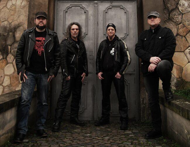 Auch die Heavy-Metal-Band Reaper aus Kassel macht beider Benefiz Aktion für die Kasseler Metalszene mit. | (c) Reaper