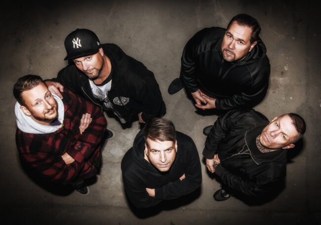 Bei dem Album dabei ist zum Beispiel auch die Kasseler Hardcore-Band Ryker's. | (c) Ryker's