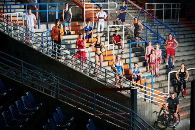 16 Sportarten und 45 Disziplinen: Die Talente der RUHR GAMES 2021 umfassen eine wahnsinnige Bandbreite. - ©Christoph Maderer