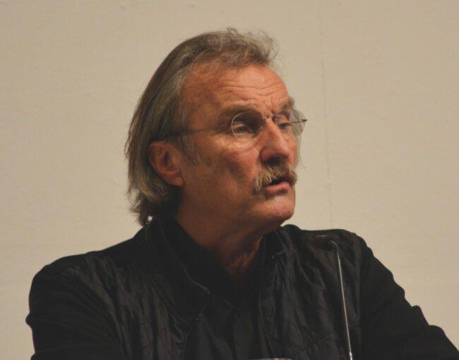 Zu Gast beim Via Nova Kunstfest Corvey: Christoph Ransmayr, Schriftsteller | (c) Ernst Ehlert