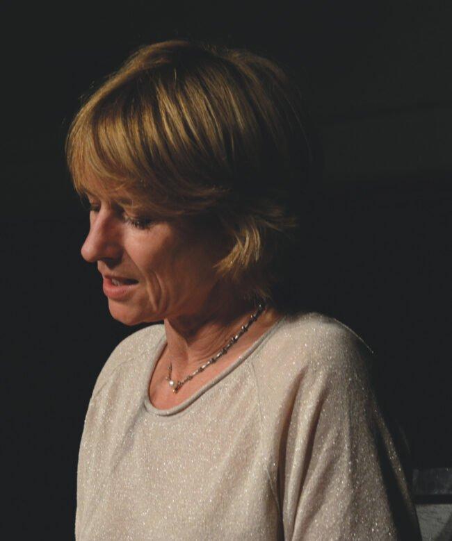 Zu Gast beim Via Nova Kunstfest Corvey: Corinna Harfouch, Schauspielerin | (c) Ernst Ehlert
