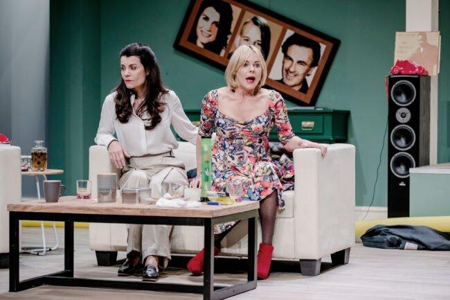 Das Theater Paderborn startet in die Freilichtsaison - mit dem neuen Stück »Eine Stunde Ruhe«! | (c) Loredana La Rocchi