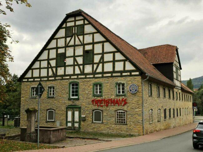 Eine Institution die Bestand hat: Das Treibhaus Zierenberg!   (c) Fedor Waldschmidt - Wildwechsel