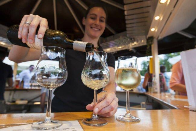 Lecker Tröpfchen: Das Weinfest Hameln kann 2021 stattfinden! | (c) Hameln Marketing und Tourismus GmbH