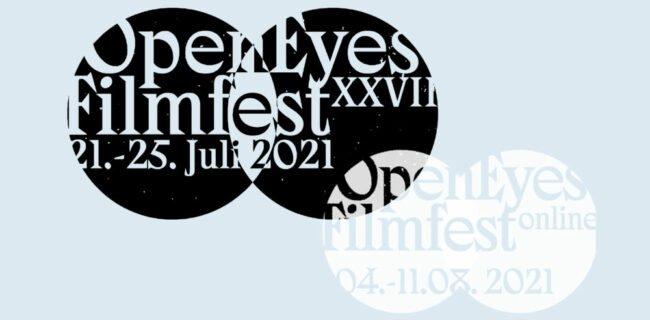 Das 27. OpenEyes Filmfest Marburg wird in zwei Teile gegliedert. Das Thema: Unsichtbarkeit. Der erste Teil findet live vom 21. bis zum 25. Juli statt. Der zweite Teil findet digital und interaktiv zwischen dem 04. und dem 11. August statt. | (c) OpenEyes Filmfest Marburg