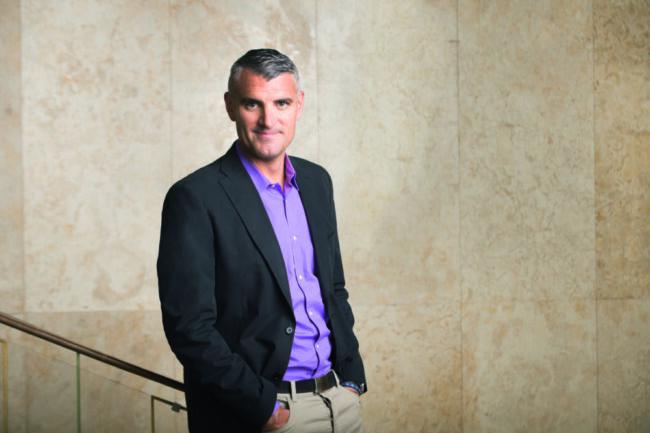 Tim Frühling – Autor, Wetterfrosch und Radiomoderator | (c) Hessischer Rundfunk
