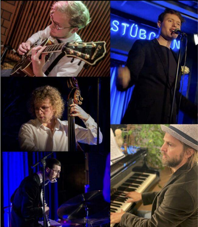 Dennis Wenzel Quintett (c) Privat Dennis Wenzel Quartett