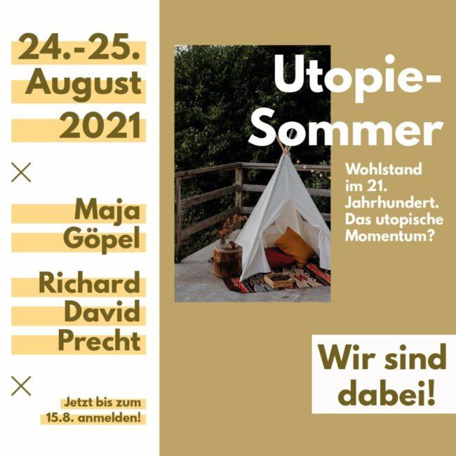 Utopie-Camp in Warburg: Jetzt zählt's!   (c) Leuphana Universität
