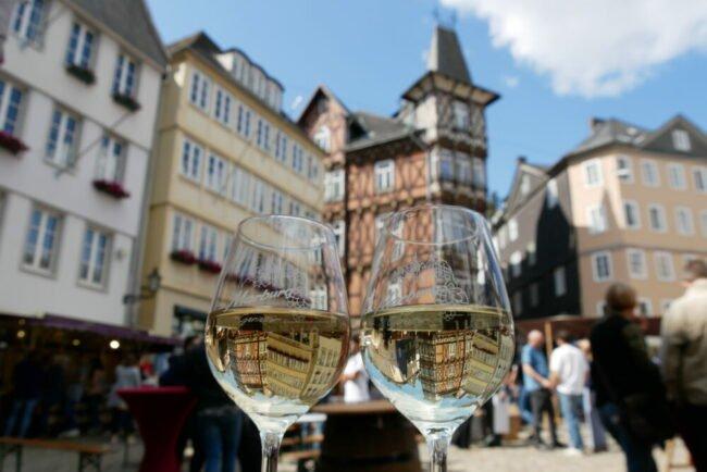 Findet 2021 doch statt: Der Elisabethmarkt Marburg!   (c) Stadt Marburg