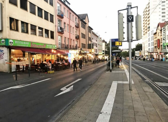 Königsstraße autofrei - Kassel | (c) Volker Lehmann für Wildwechsel