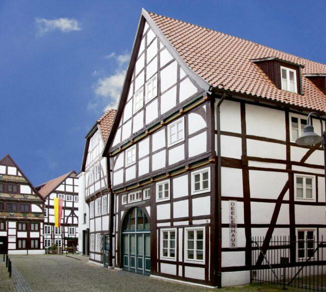 In dem Deelenhaus Paderborn gibt es viele verschiedene Veranstaltungen zu sehen!