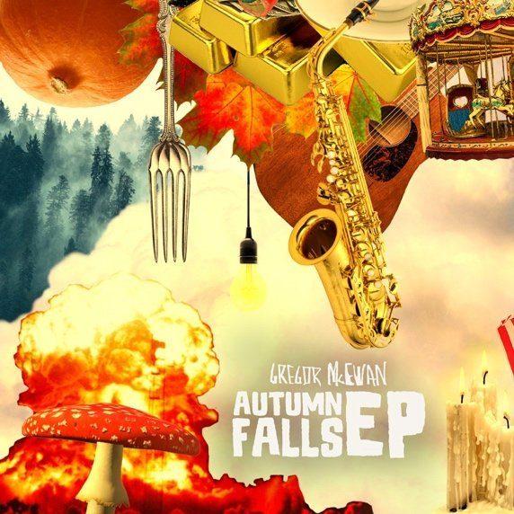 »Autumn Falls EP« von Gregor McEwan beschäftigt sich mit dem Herbst!