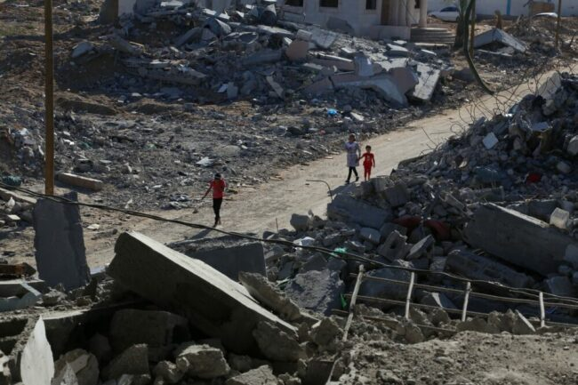 Der Gazastreifen ist eine der gefährlichsten Regionen der Welt. Wie es ist, dort aufzuwachsen und erwachsen zu werden, sieht das Publikum am 16. Dezember. | (c) pixabay