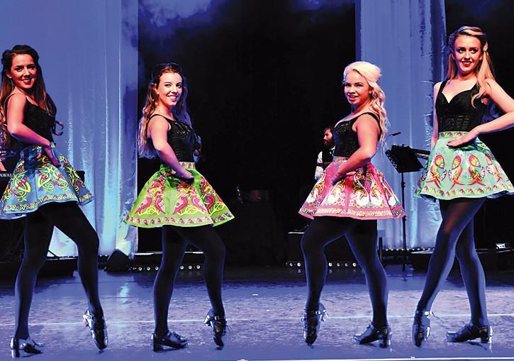 Celtic Rhythms Dance Show - Celtic Rhythms - Stadthalle  - Melsungen