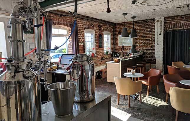 Open-Distilling - Diemelstrand Distillers - Destillerie Zur Alten Schmiede - Liebenau-Ostheim