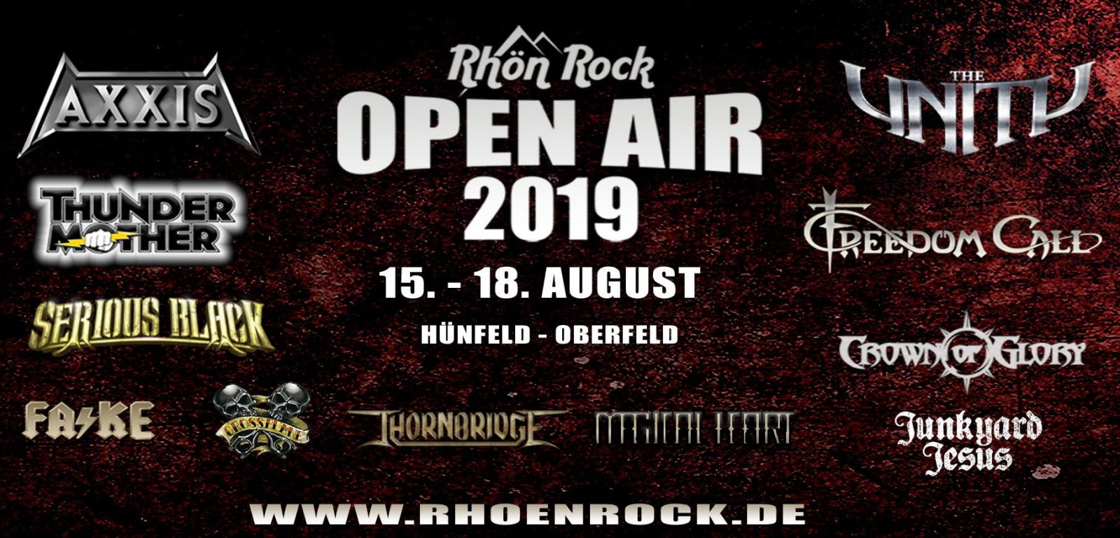 Rhön Rock Open Air - Festivalgelände  - Hünfeld