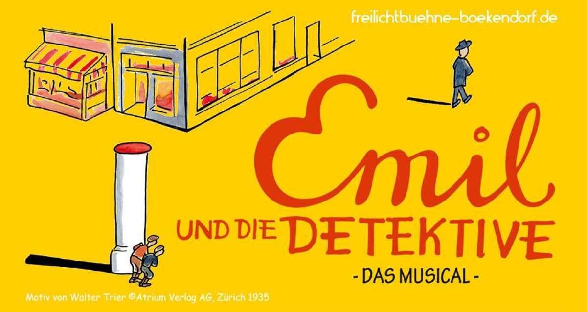 Emil u. die Detektive