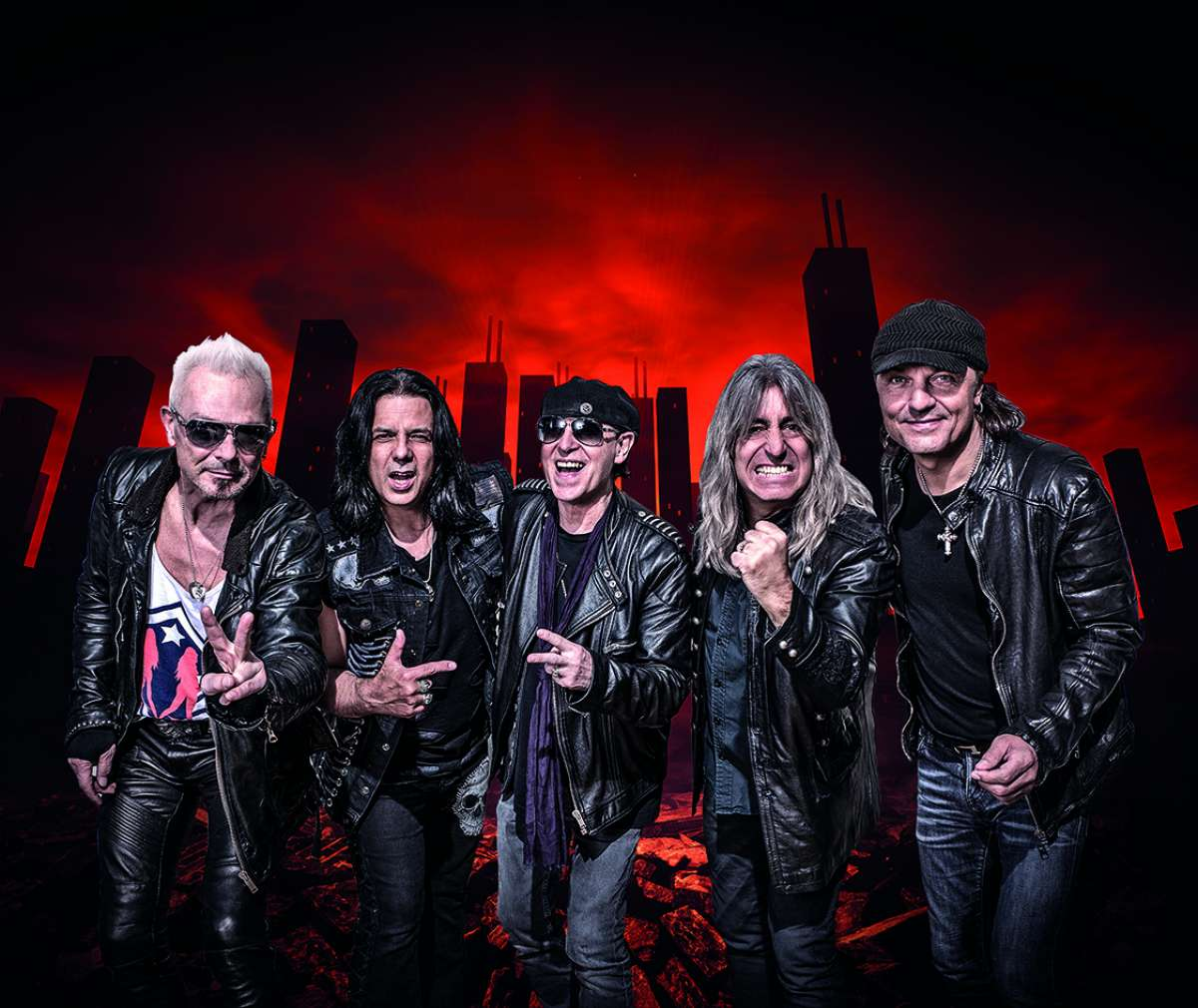 Crazy World Tour 2019 - Scorpions - Domplatz  - Fulda