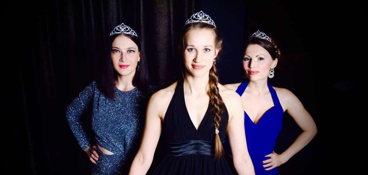 Silvester Gala 2019  - Königinnen Der Nacht - Nicole Jukic, Romana Reiff, Verena Piwonka - Bar Seibert - Kassel