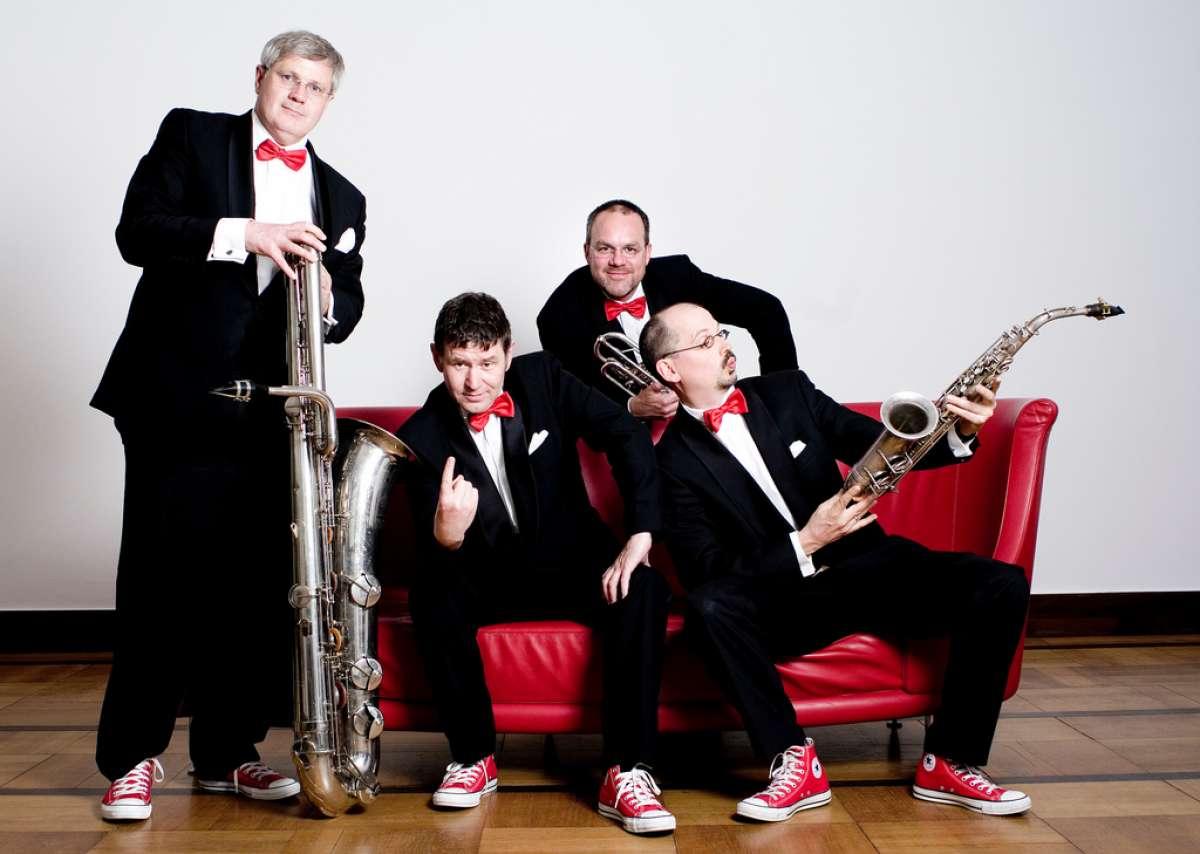 Jazzfrühshoppen - Hot Four Jazzband - Waldhotel Schäferberg - Espenau